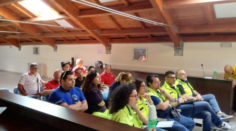Cesa Convegno protezione civile