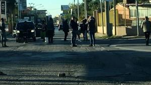 protesta migranti gricignano-2