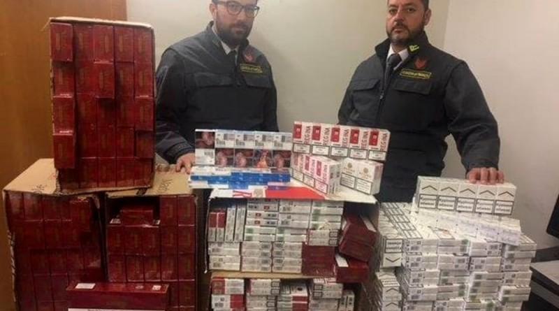 sigarette contrabbando orta