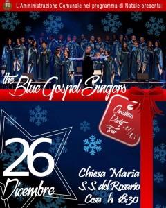 concerto coro gospel
